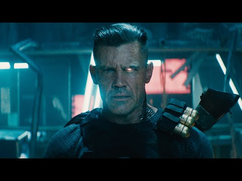 DEADPOOL CONOCE A CABLE - 18 DE MAYO EN CINES