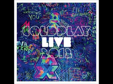 Coldplay - Yellow (Live 2012) [HQ]