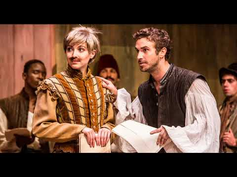 Greg Karvellas on Shakespeare in Love at The Fugard Theatre