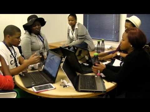 Women Hackers Unite: Interviewing the coders (Team 4)