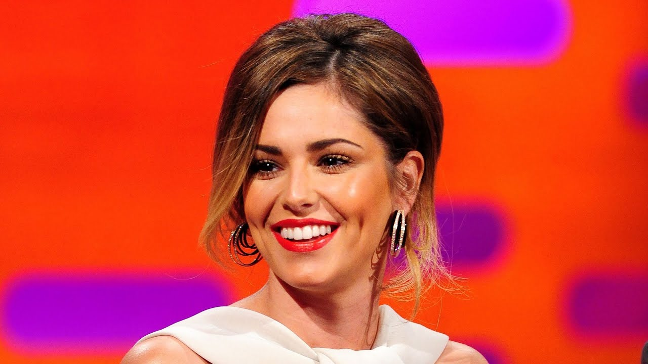 Cheryl Coles Tattoos The Graham Norton Show Series 15 Episode 12