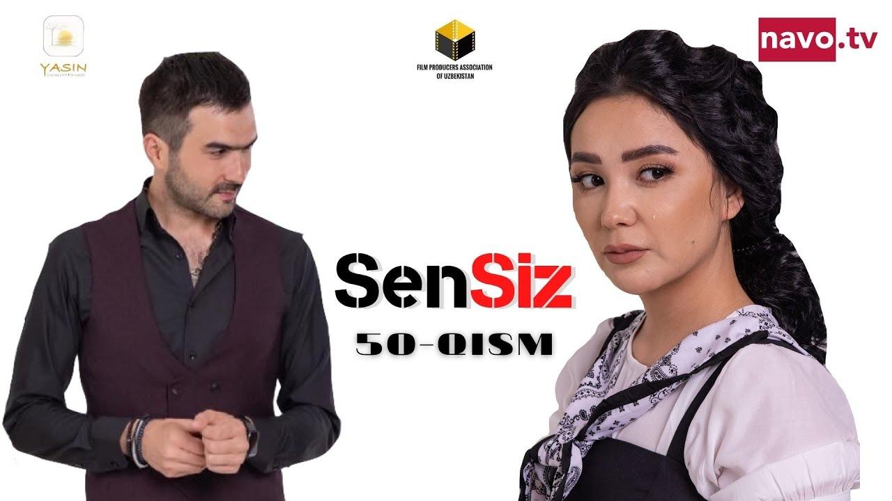 Download Sensiz (o'zbek serial) 50-qism | Сенсиз (ўзбек сериал) 50-қисм