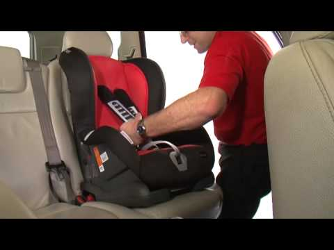 Britax | Romer Duo Plus Isofix: How To Fit