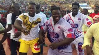 Ama Baldé, Boy Niang , Mame Balla et Eumeu Séne mettent le feu au Stade
