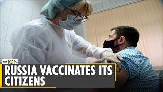 Russia has become the first country to start its inoculation drive. medical workers and teachers, who are two high-risk groups, among get sh...