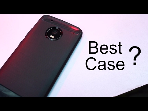 Best Case for Moto G5 Plus (In India as of Now)