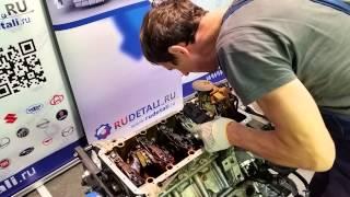 Запас ресурса бу двигателя BMW X5 4.4i - разборка и диагностика(, 2015-02-01T17:43:49.000Z)