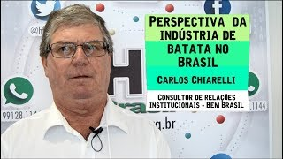 HF Brasil Entrevista - Carlos Chiarelli