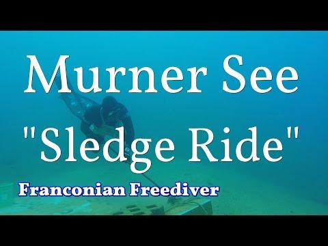"""Murner See """"Sledge Ride"""" (HD)"""