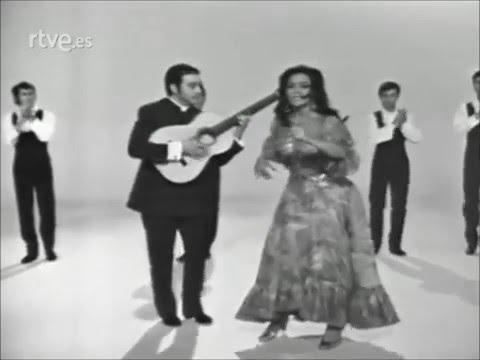 Lola Flores – Dime (1969) (HD)