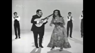 Lola Flores -- Dime (1969) (HD)