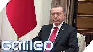 5 ungewöhnliche Geheimnisse über Erdogan | Galileo | ProSieben