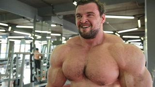 ПЛЕЧИ МОНСТРА! Павел Федоров