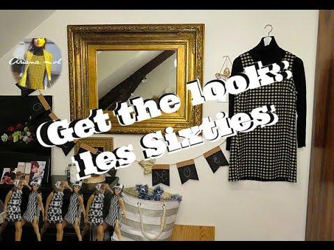 get the look ann es 60 youtube. Black Bedroom Furniture Sets. Home Design Ideas