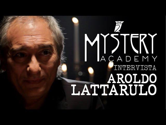 INTERVISTA A AROLDO LATTARULO!