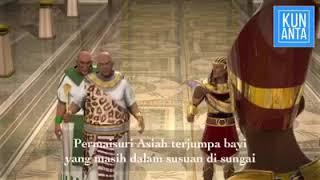 Video Kun anta . Kisah Nabi Musa AS dan Fir'aun download MP3, 3GP, MP4, WEBM, AVI, FLV September 2018