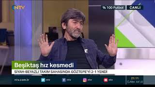 Murat Kosova ve Rıdvan Dilmen ile %100 Futbol (Beşiktaş-Göztepe  | 24 Ocak 2021)