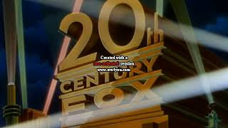 20th Century Fox (1935-1968) Logo but with 1997 short fanfare