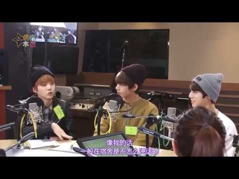 [THAI SUB] 150307 BTS on C-Radio Idol True Colors