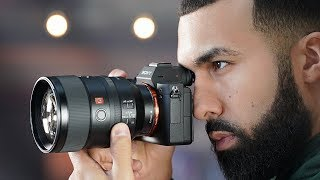 The NEW Sony 135mm 1.8GM   Is it better than the 85mm 1.4GM?