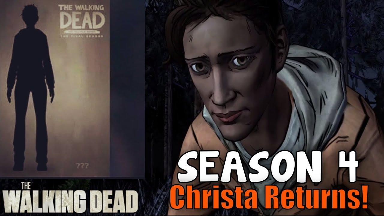 The walking dead game season 4 leaks