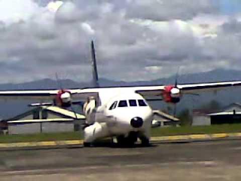 CN-235 KCG Run-up