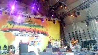 Nneka in Summerjam -- V.I.P.Vagabond In Power