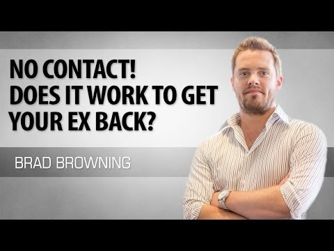 no contact to get your ex back - does ignoring your ex actually work?