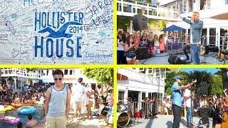 HOLLISTER HOUSE 2014 | MKTO & CODY SIMPSON (VLOG #84)