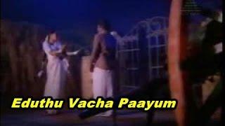Eduthu Vacha Paayum Song HD -  Ninaive Oru Sangeetham Movie