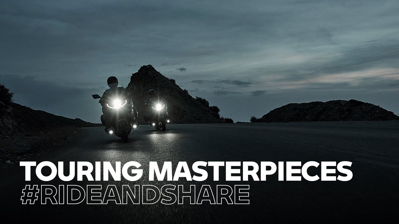 Download Meet the new Touring Masterpieces — LIVE WORLD DEBUT!