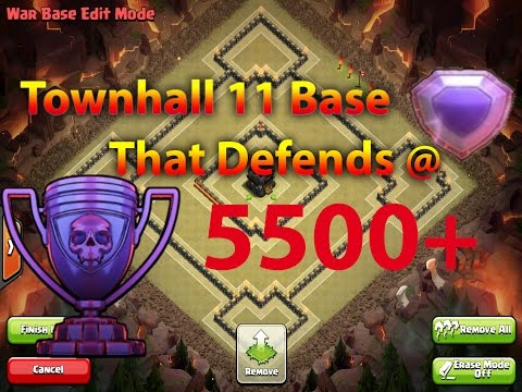 How To Clash of Clans Episode 1: I CHEATED!!!! D: | best defense town ...