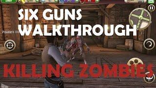 six guns gameplay mission 1