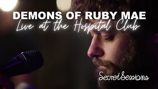 Demons of Ruby Mae  - (Madonna Cover) Hung Up - Secret Sessions