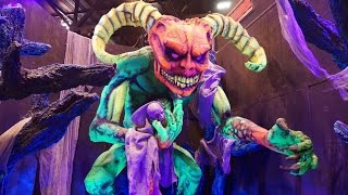 Transworld's Halloween & Attractions Show 2015