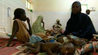 Nijer'de açlık krizi