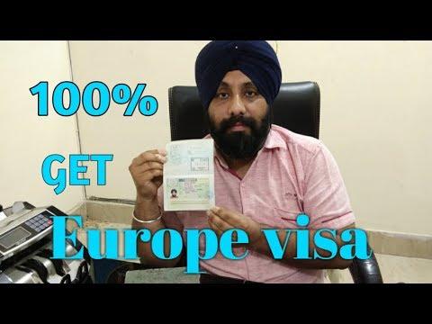 Europe Visa Schengen Visa Chaiye Toh Video Dekho Process Follow Karo100%Visa🤗🤗