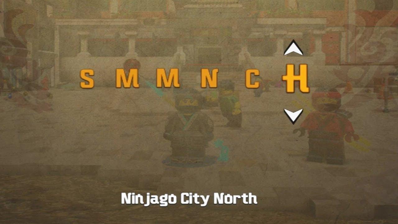The LEGO Ninjago Movie Videogame - Cheat Codes - YouTube