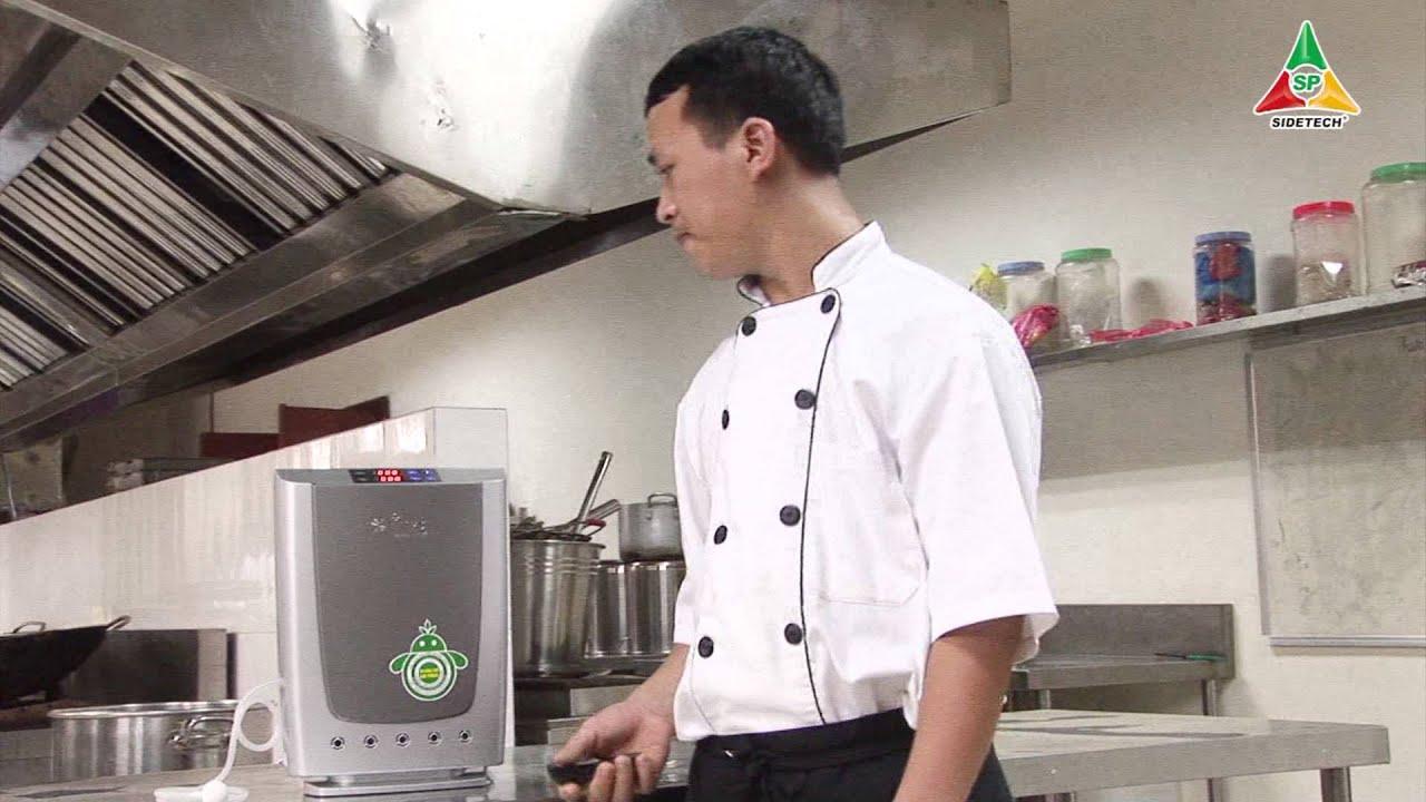 Phim doanh nghiệp giới thiệu sản phẩm máy lọc nước Ozima - PDn074