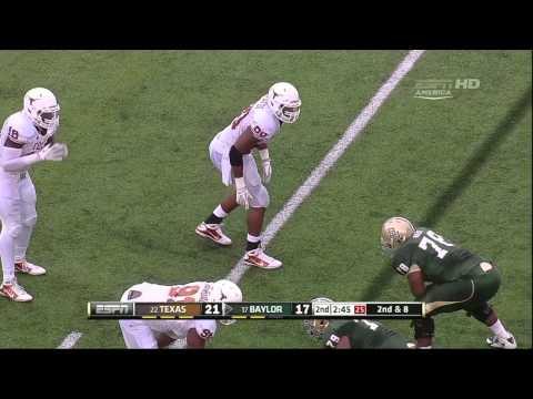 Baylor vs. Texas Football 2011
