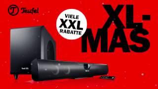 Teufel XL-Mas 2016: Weihnachten gibt's Rabatte
