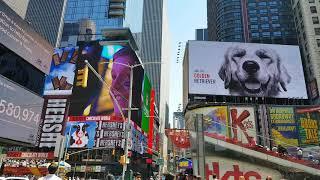 Times square 2018 - New York - USA