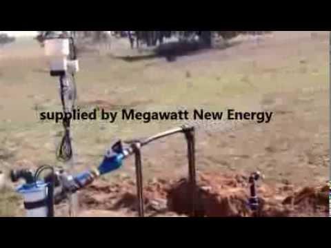 solar pump in Australia