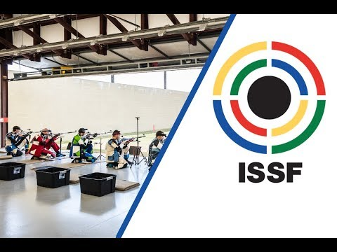 50m Rifle 3 Positions Men Final - 2018 ISSF World Cup Stage 3 in Fort Benning (USA)