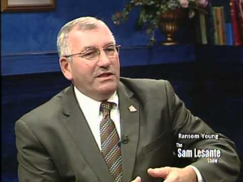 The Sam Lesante Show - Part 2 with 116th Dist. PA State Rep. Candidate Ransom Young