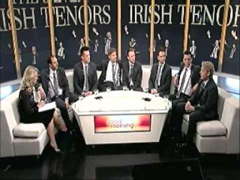 Seven Irish Tenors Interview