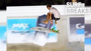 Is This The Future Of Aerial Surfing?!! Flying High in TEXAS | SURF BREAKS