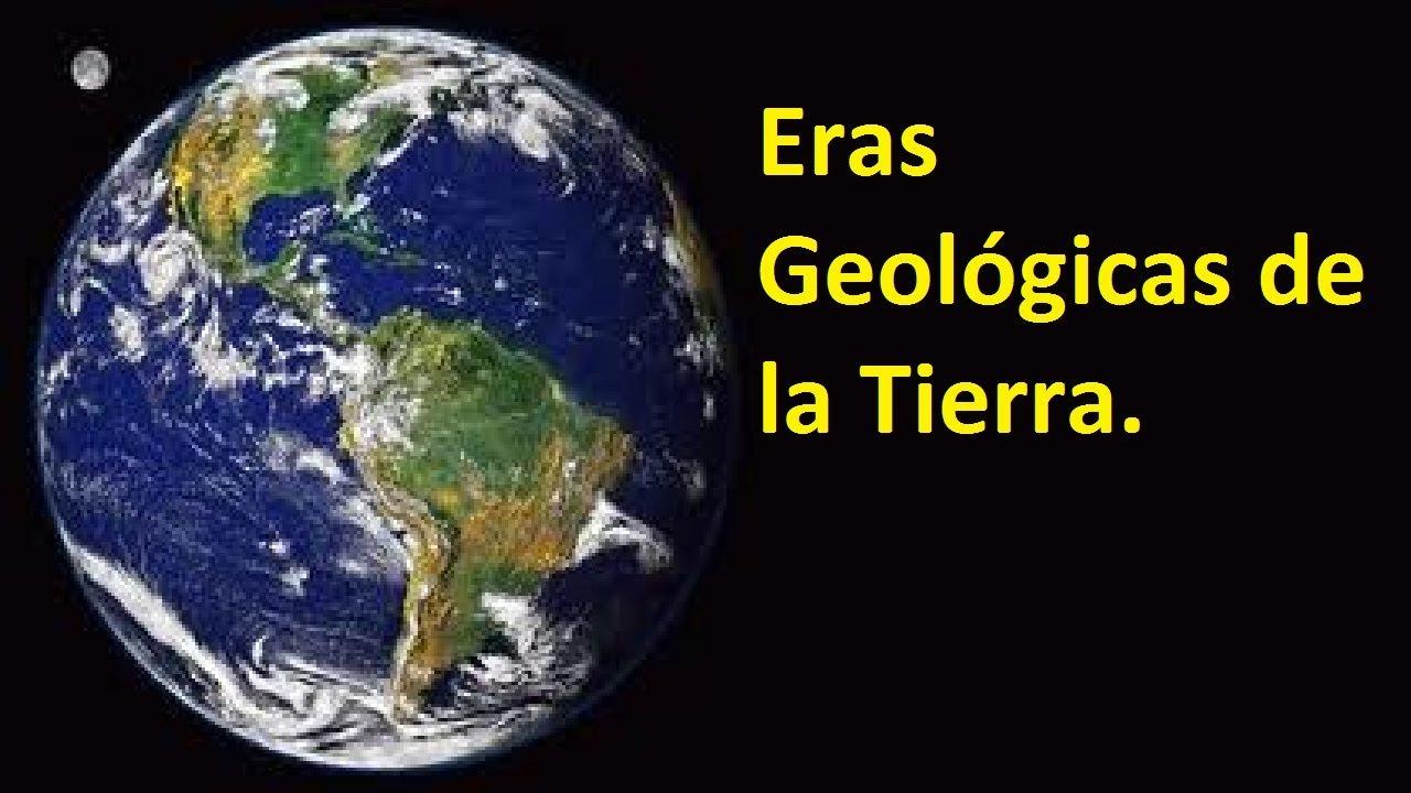 Eras Geológicas - YouTube