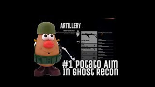 MR.POTATO AIM / GHOST RECON WILDLANDS PVP 18+CONTENT