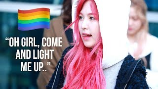 "wendy ""oh girl come and light me up"""